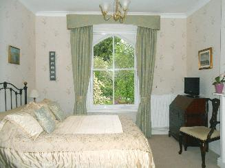 Bed and breakfast Newtown Double room