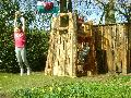 Childrens play Fort