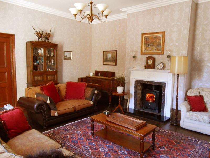 Relax In Our Victorian Drawing Room Of Family Run B B Newtown Powys