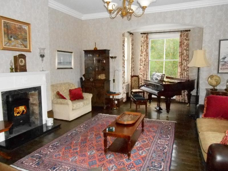 Relax In Our Victorian Drawing Room Of Family Run B Amp B