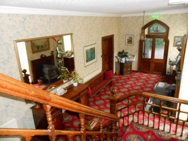 Relax in our Victorian drawing room of family run B&B Newtown Powys ...